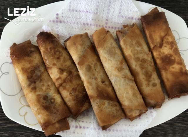 Paçanga Böreği Tarifi (Aşama Aşama Anlatım)