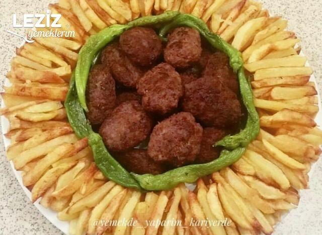Köfte & Patates