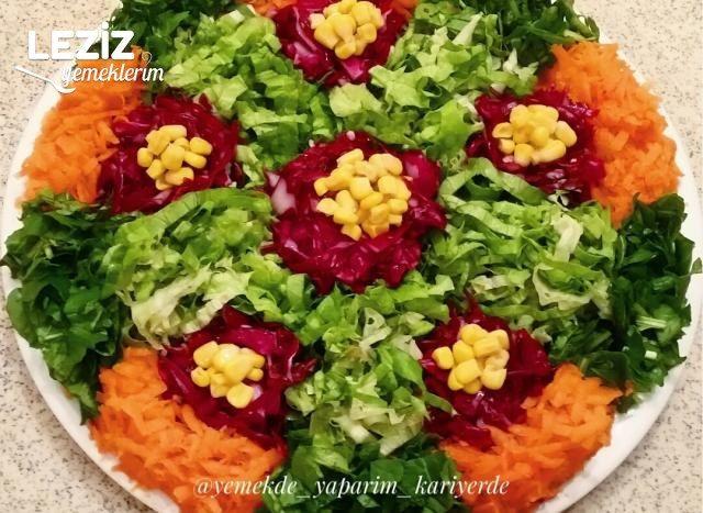 Karışık Salata (Cilveli Salata)