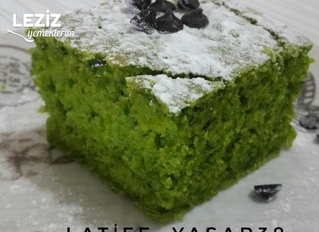 Nefis Ispanaklı Kek Tarifi