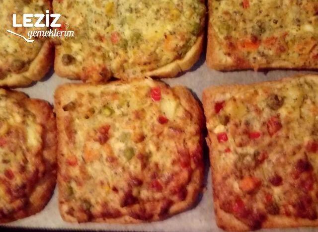 Nefis Ekmek Dilimleri