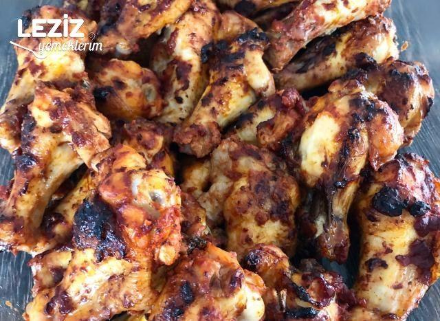 Salçalı Çıtır Tavuk Kanat (Tüm Aşamalarıyla)