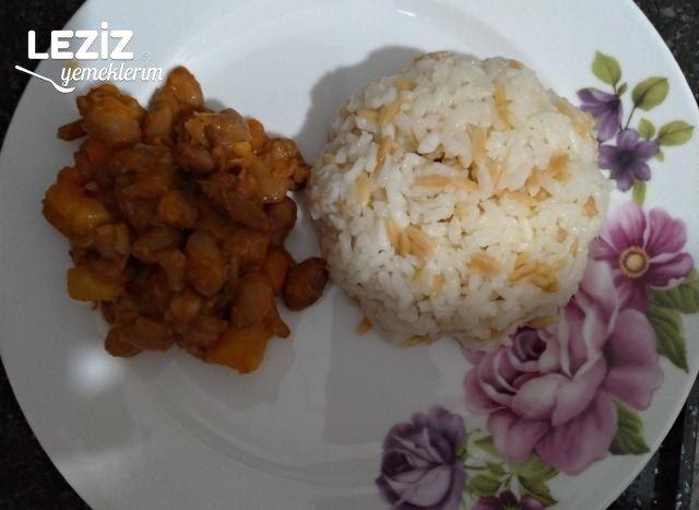 Tereyağlı Pirinç Pilavı Nasıl Yapılır