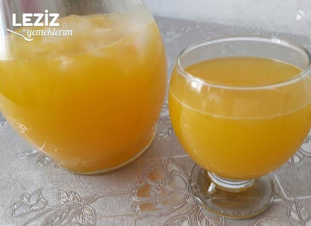 Portakal Suyu (Buzluktan)