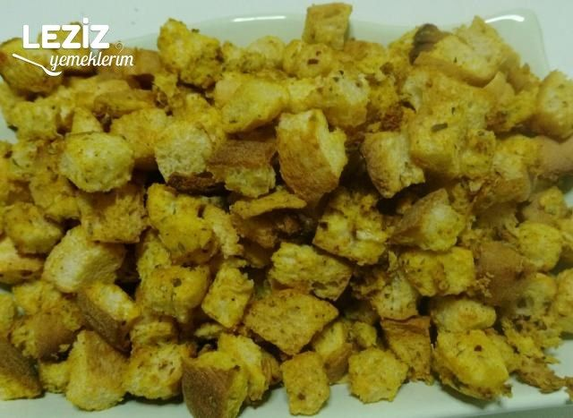 Baharatlı (Çorbalık) Kruton