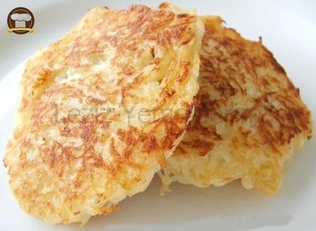Lahana Ve Patatesli Mücver