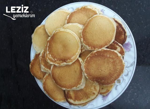 Çok Kolay Pancake Tarifi
