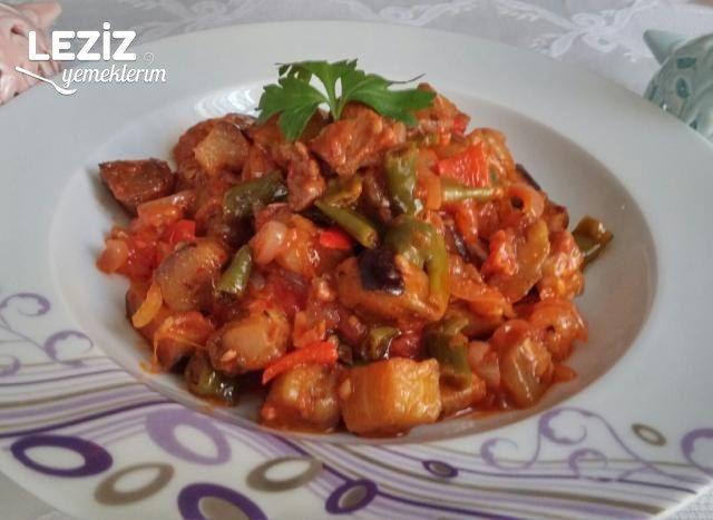 Nefis Patlıcan Tava Tarifi