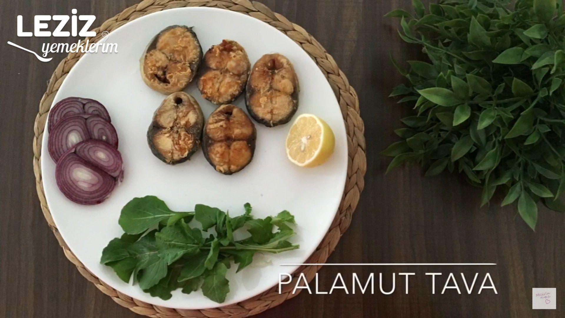 PALAMUT TAVA TARİFİ