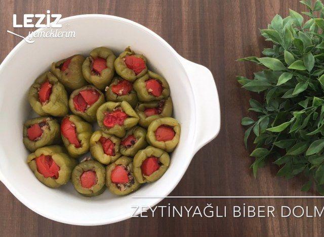 Zeytinyağlı Dolma Videosu