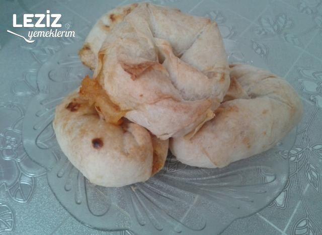 Patatesli Gül Böreği (Nefis)