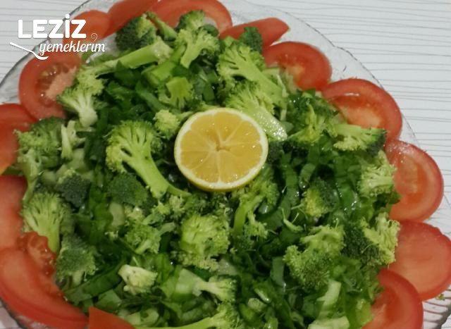 Brokoli Salatası (Bol Vitaminli)