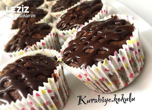 Çikolatalı Muffin (Harika Sunumuyla)