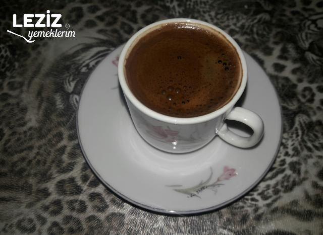 Türk Kahvesi Nasıl Pişirilir