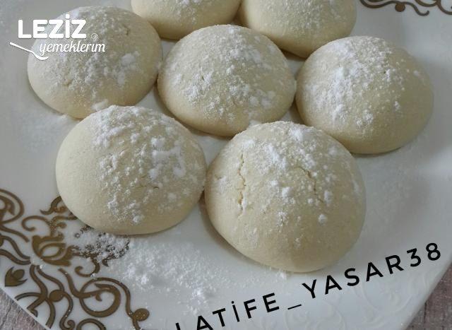 Un Kurabiyesi (Pastane Usulü)