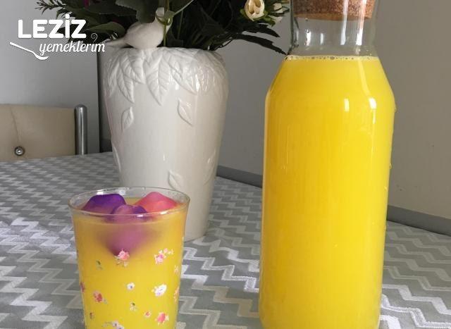 Ev Yapımı Limonata Tarifi (Püf Noktaları İle)