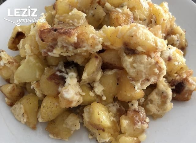 Kahvaltılık Yumurtalı Patates