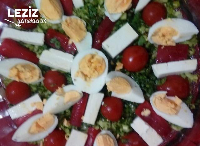 Yalçın'ın Nefis Salatası