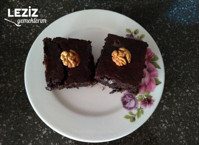 Nefis Brownie Kek