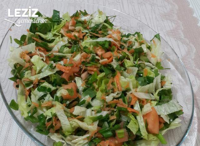 Balık Yanı Salatası