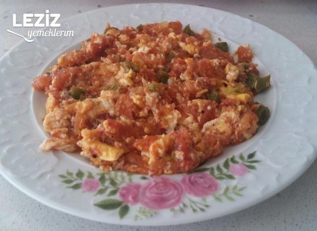 Menemen (Kahvaltı Sofrasının Vazgeçilmezi)