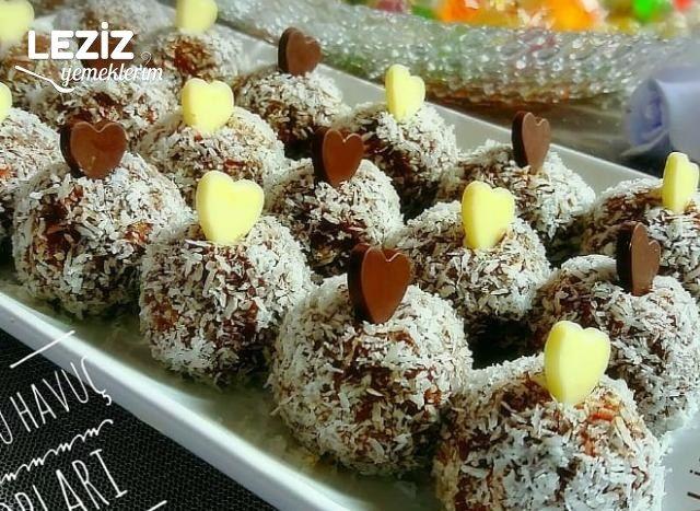 Kakaolu Havuç Topları