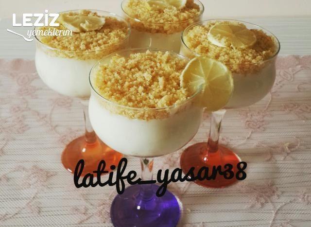 Limonlu Vanilyalı Kuplar
