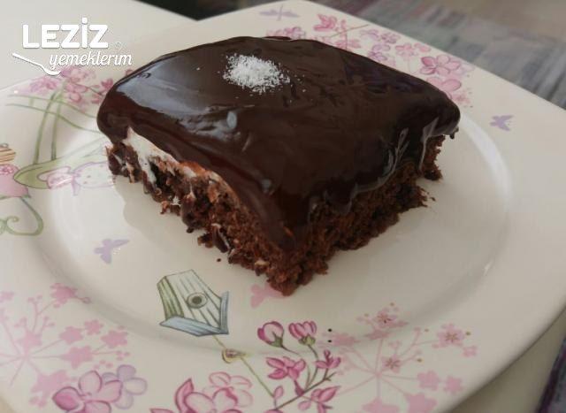Ağlayan Kek (Yaş Pasta Tadında)