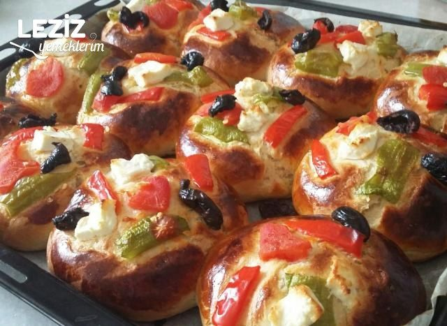 Puf Puf Pizza Poğaça