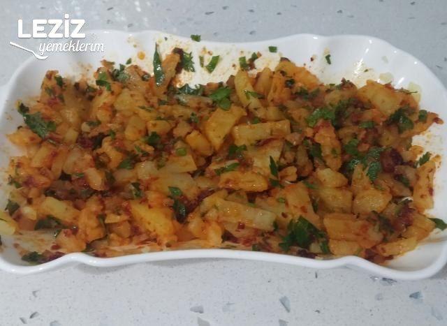 Patates Salatası (Günlerin Vazgeçilmezi)