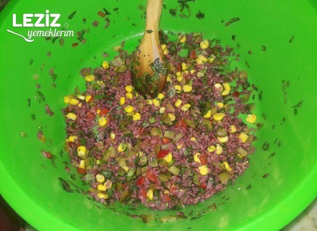 Bulgur Salatası Nasıl Yapılır