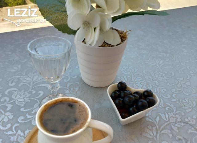 Köpüklü Türk Kahvesi Yapımı (Püf Noktaları İle)
