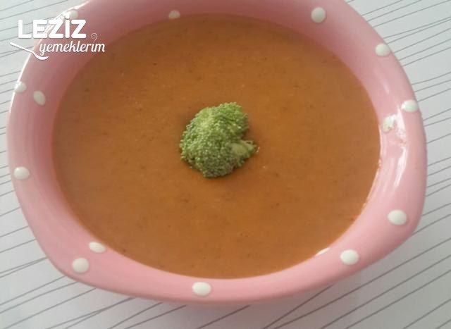 Kabaklı Brokoli Çorbası