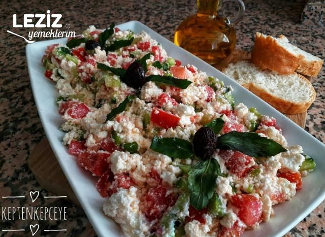 Pratik Çingene Salatası