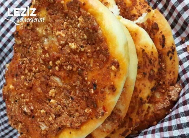 Biberli Ekmek (Hatay Yöresi)
