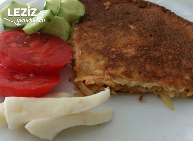 Nefis Patatesli Omlet