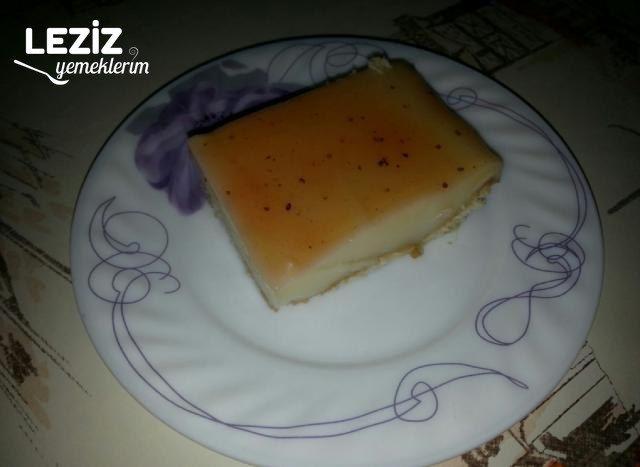 Yalancı Cheesecake Nasıl Yapılır