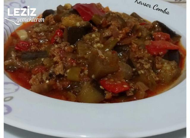 Patlıcan Musakka (Harika Lezzet)