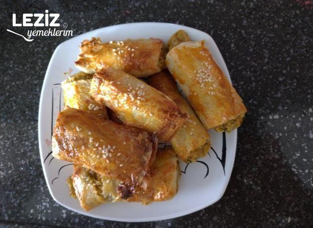 Patatesli Börek (Baklavalık Yufka İle)