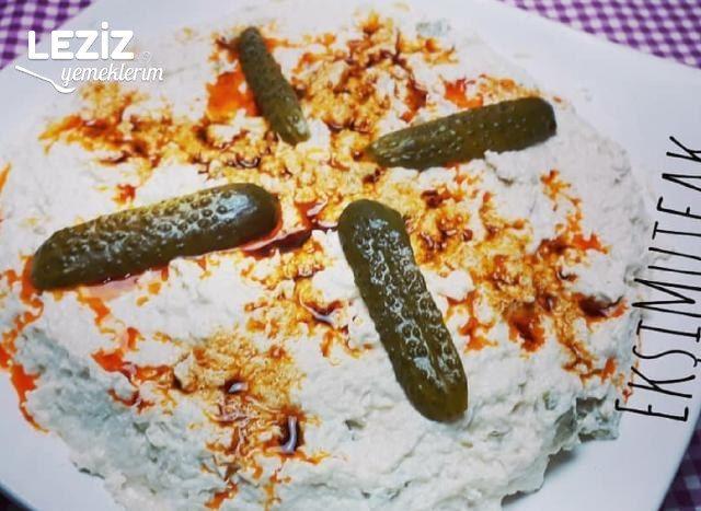 Nefis Tavuk Salatası Tarifi