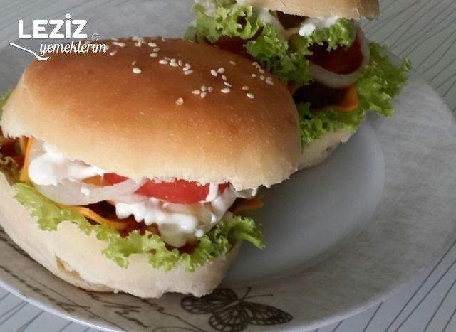Hamburger Yapılışı