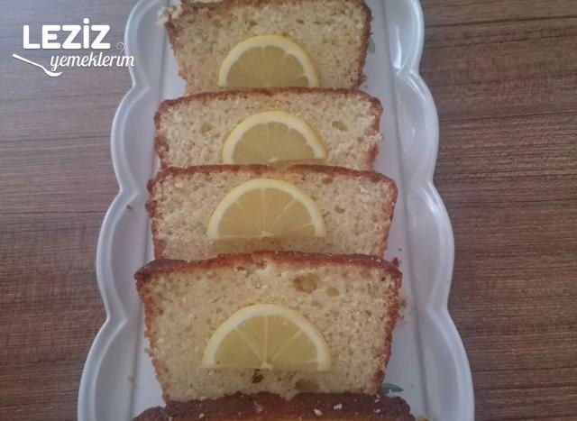 Nefis Limonlu Kek Yapılışı