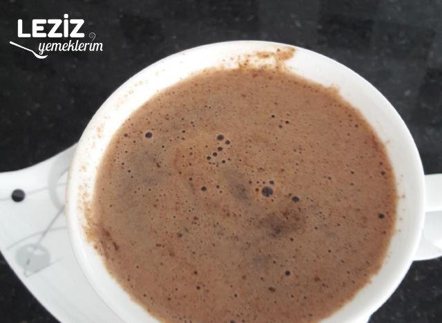 Çikolatalı Menengiç Kahvesi