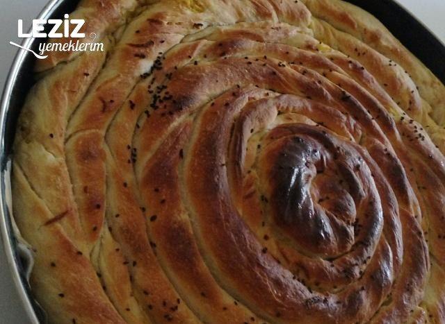 Nefis Patatesli Kol Böreği