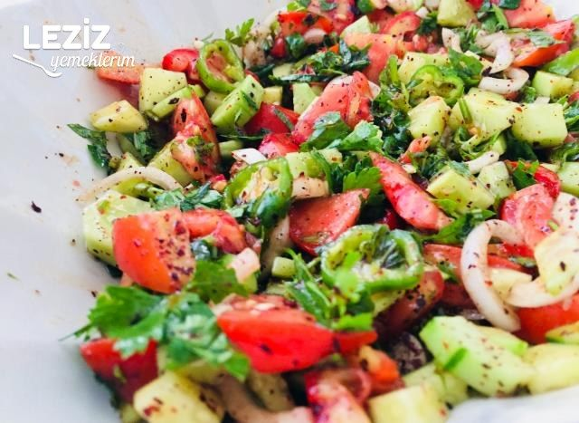 Mükemmel Yaz Salatası