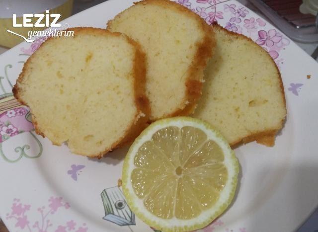Mis Kokulu Limonlu Kekim