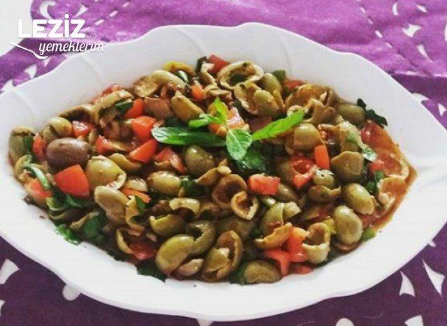 Nefis Zeytin Salatası