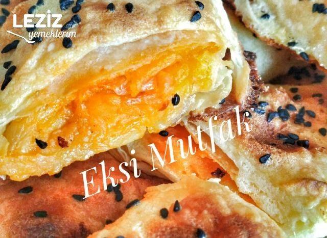 Patatesli Börek (Hazır Yufkadan)