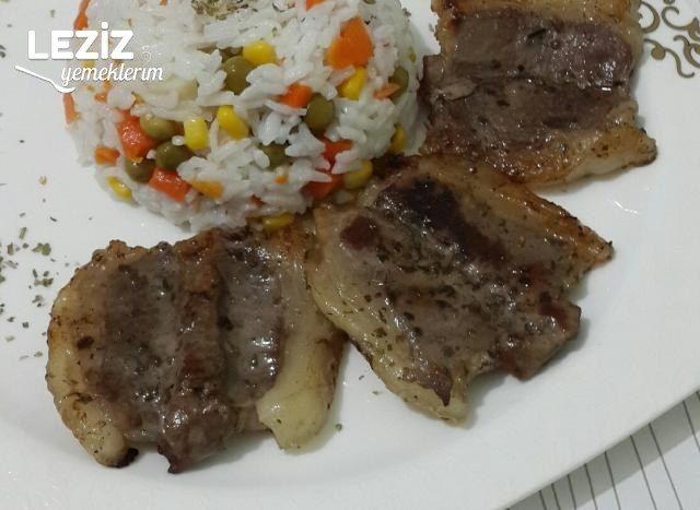 Et Pirzola Nasıl Yapılır