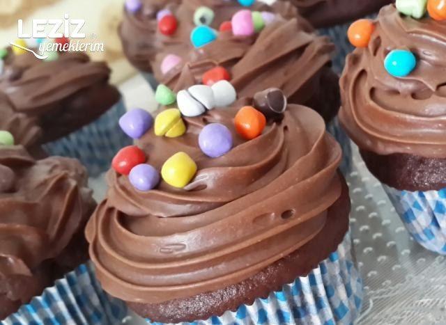 Cupcake (Ev Yapımı)
